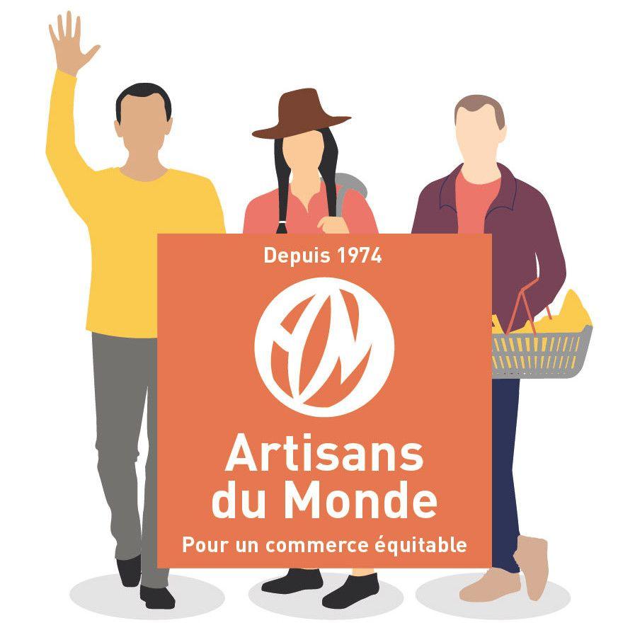 Artisans du Monde, acteur historique du commerce équitable, rejoint la plateforme Label Emmaüs !