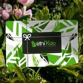 Label Emmaüs s'associe à éthi'kdo, la carte cadeau écologique et solidaire !