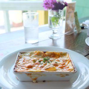 photo recette lasagnes végétariennes