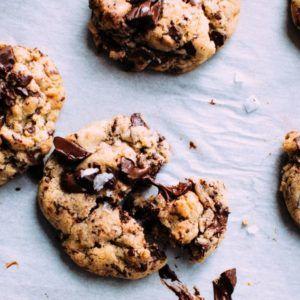 photo cookies recette