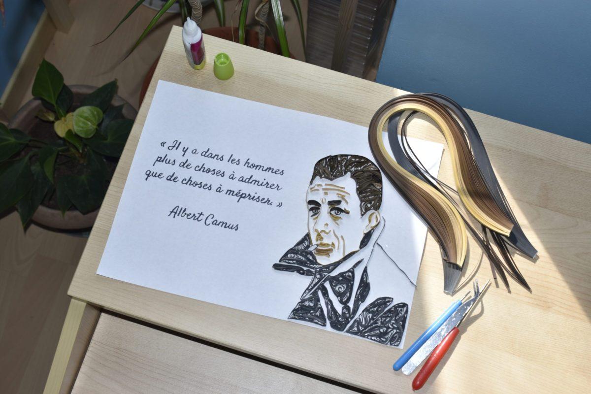 quilling Camus