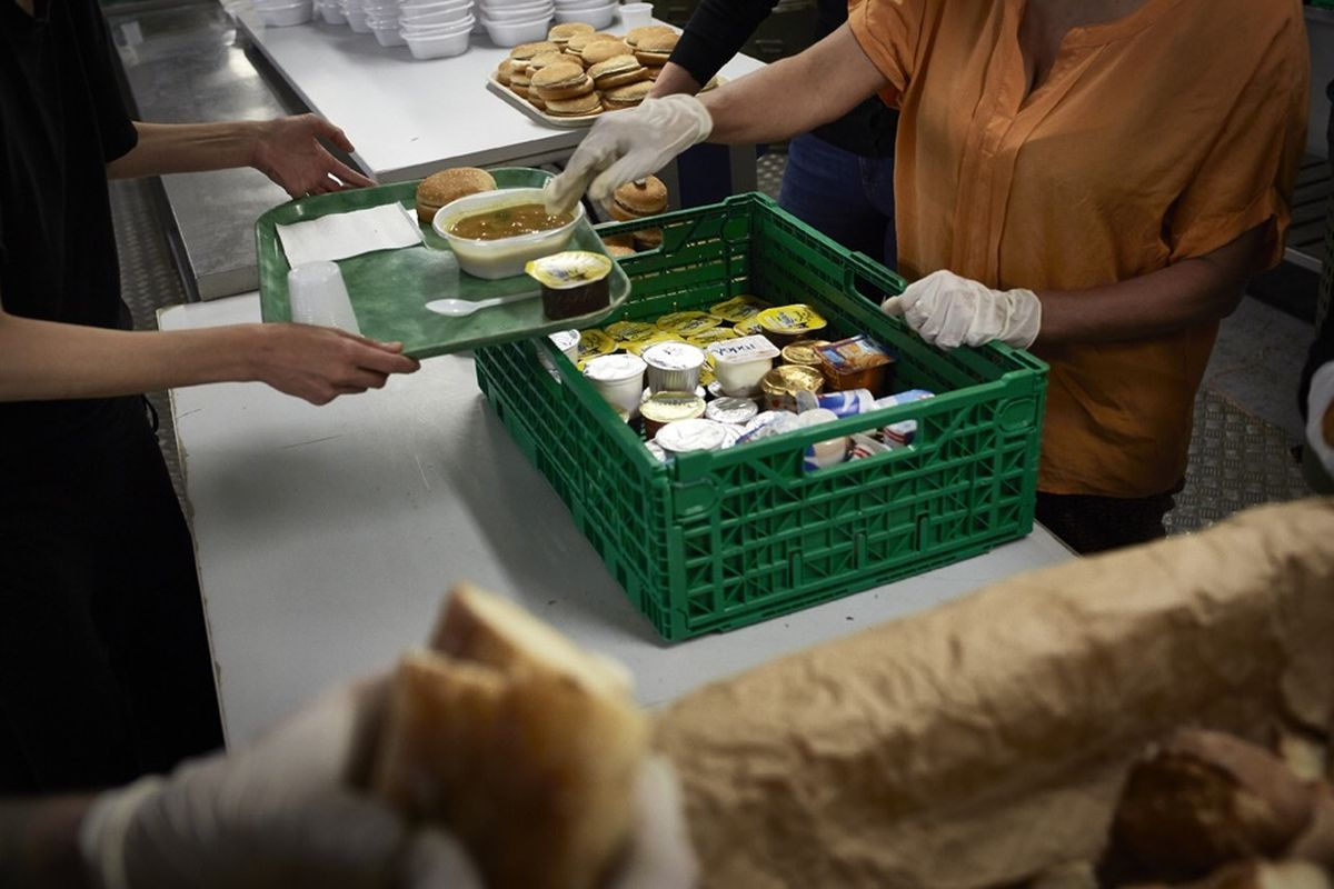 Aidons l'aide alimentaire.