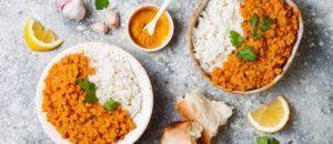 recette dahl curry