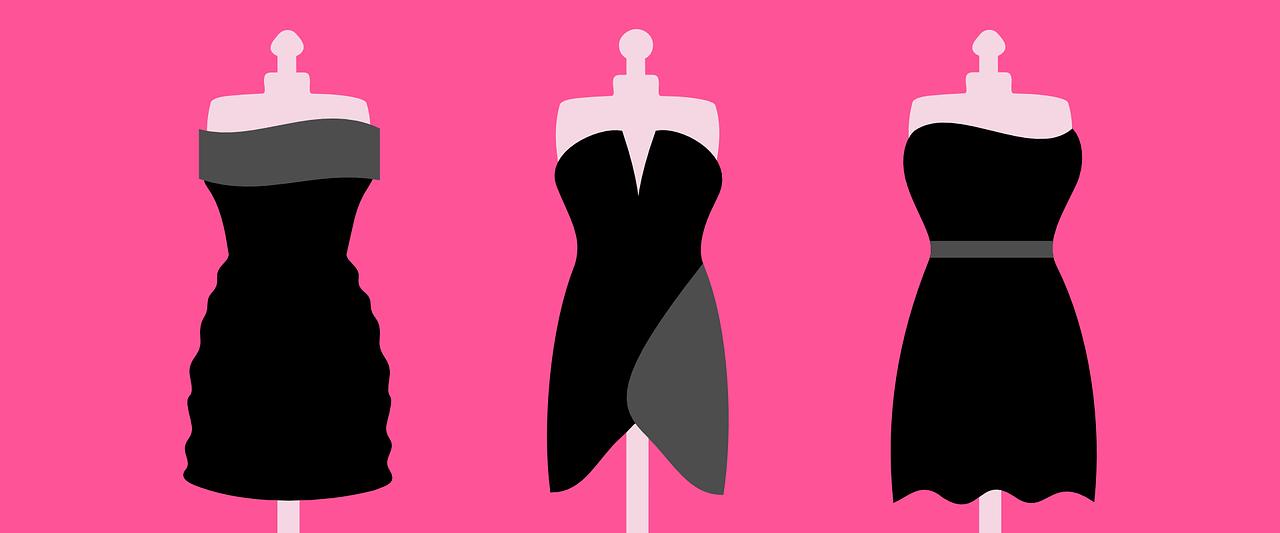 Les petites robes noires