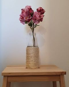 diy vase soliflore emmaus