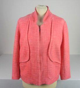 vêtement rose femme