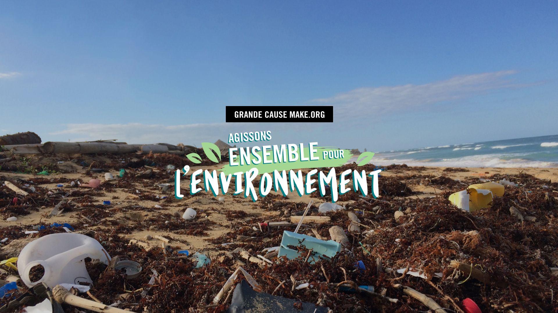 make.org consultation environnement climat