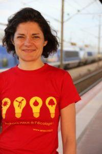 Cécile Association Espaces agriculture urbaine