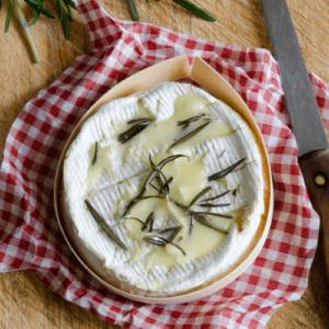 recette camembert rôti