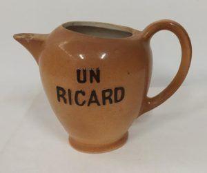 carafe ricard vintage