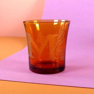 verre vintage emmaus