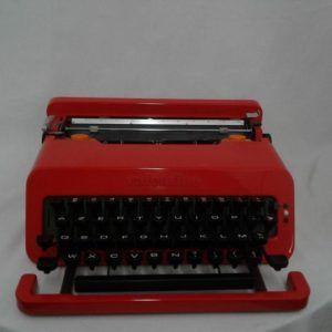 machine écrire vintage olivetti