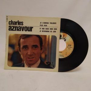 vinyle aznavour occasion
