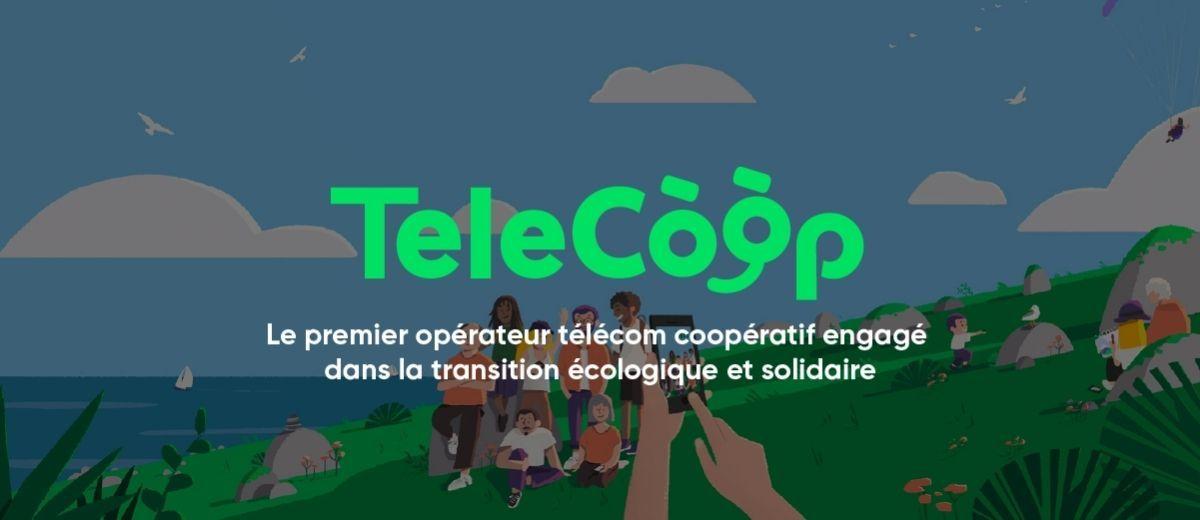 TeleCoop, l'opérateur télécom coopératif engagé
