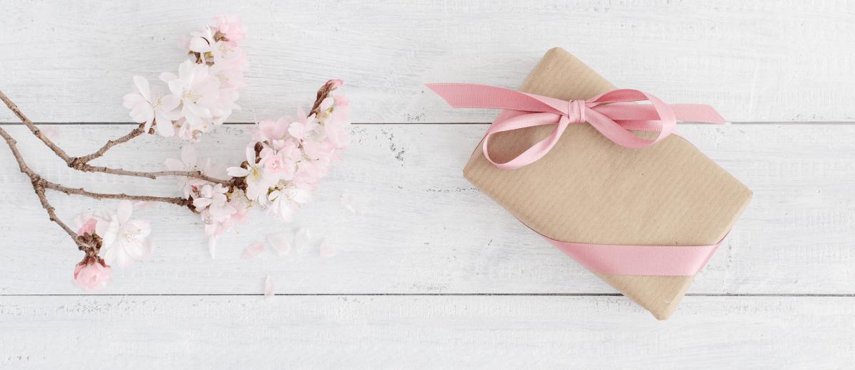 Idées cadeaux pour une fête des mères en seconde main