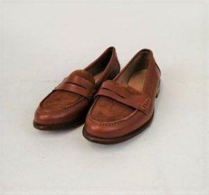 mocassin cuir femme chic été chaussures plates