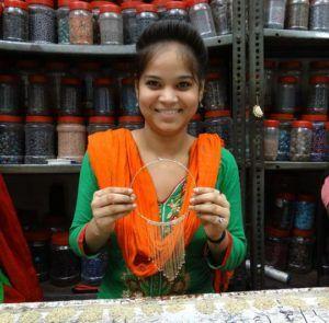 collier artisans du monde