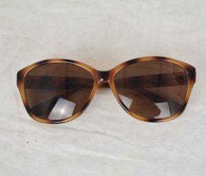 lunettes de soleil vintage emmaus seconde main léopard tigre motifs