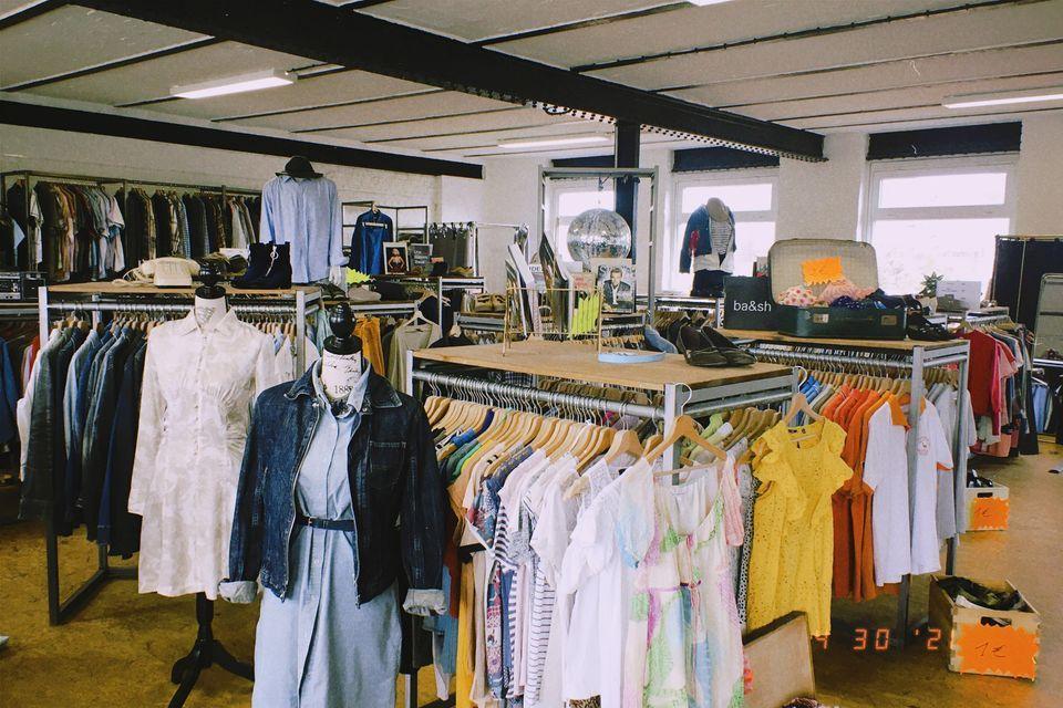 La Friperie du Sart ouvre sa boutique en ligne !